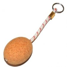 Oval Cork Floating Keyring / Fob